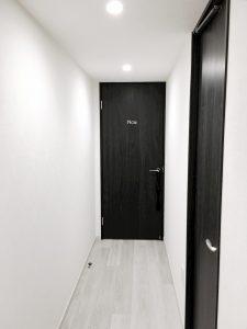 麻布十番廊下(Noir側)